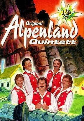 orig. alpenland quintett