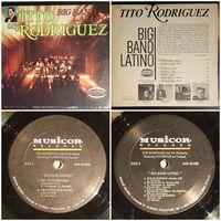 Tito Rodriguez Featuringvictor Paz - Big Band Latino - Mono - LP