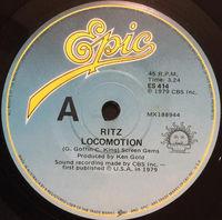 """Ritz - Locomotion - 7"""""""