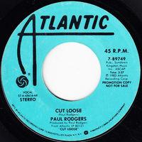 "Paul Rodgers - Cut Loose Promo - 7"""