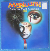 "Marillion - Warm Wet Circles (remix) - 7"""