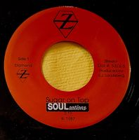 """Soulsations - Sugar On Top/one Shot Chance - 7"""""""