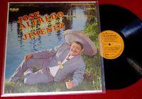 Jose Alfredo Jiminez - La Malagradecida - LP
