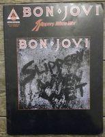 Bon Jovi - Slippery When Wet - Book