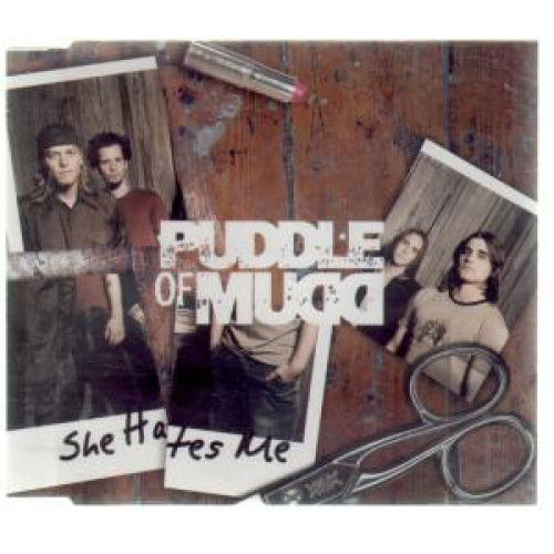 Puddle Of Mudd She Hates Me Vinyl Records and CDs For Sale