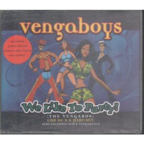 Vengaboys We're Going To Ibiza! Vinyl Records and CDs For