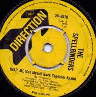 """Spellbinders - Help Me (get Myself Back Together Again) - 7"""""""