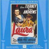 David Raksin / Bernard Herrmann - Laura / Jane Eyre - CD