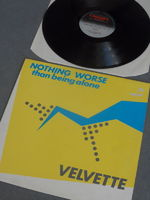 """Velvette - Nothing Worse Than Being Alone - 12"""""""