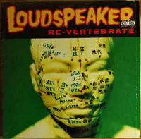 Loudspeaker - Re-vertebrate - LP