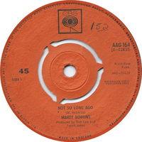 Marty Robbins - Not So Long Ago - 45
