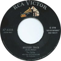 Turtles - Mystery Train - 45