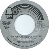 5th Dimension - Living Together, Growing Together - 45