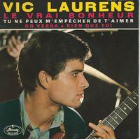Vic Laurens - Le Vrai Bonheur - EP