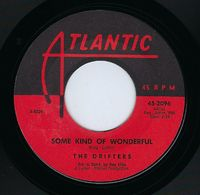 """Drifters - Some Kind Of Wonderful / Honey Bee - 7"""""""