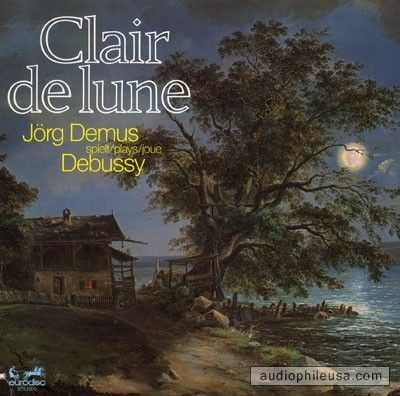 Debussy Clair De Lune Vinyl Records and CDs For Sale