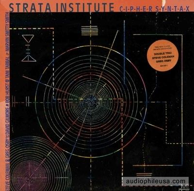 Strata Institute Cipher Syntax Vinyl Records and CDs For Sale ...