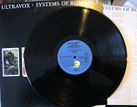 Ultravox Systems Of Romance Vinyl Records and CDs For Sale