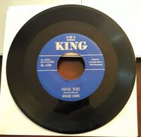 "Wynonie Harris - Fishtail Blues / Mr. Dollar - 7"""