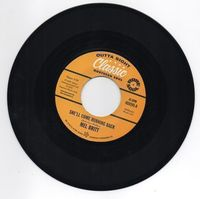 Mel Britt / The Group Feat Cecil Washington - She'll Come Running Back / I Don't Like To Lose -