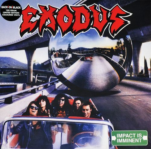 Exodus Impact Is Imminent Vinyl Records And Cds For Sale
