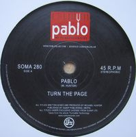 """Pablo - Turn The Page - 7"""""""