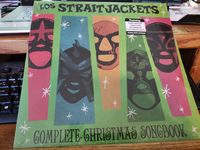 Los Straitjackets - Complete Christmas Songbook - LP