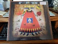 Sparklehorse - Dreamt For Light Years In The Belly Of A Mountain - LP