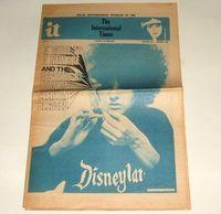 It - International Times - 23 Jan5 Jan19 68 - International Times - Uk Counter Culture Paper - Magazine