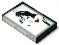 U2 - Boy - Yugoslavia Cassette - Cassette