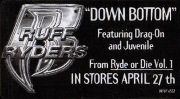Ruff Ryders Down Bottom Vinyl Records and CDs For Sale