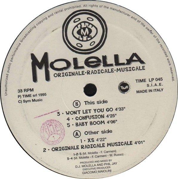 molella originale radicale musicale