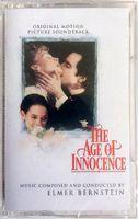Elmer Bernstein - Age Of Innocence - Cassette