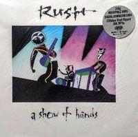 Rush - A Show Of Hands - 200 Gram Audiophile Vinyl - 2LP
