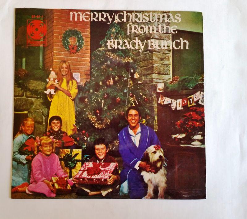 Brady Bunch Christmas.Brady Bunch Merry Christmas From The Brady Bunch Vinyl