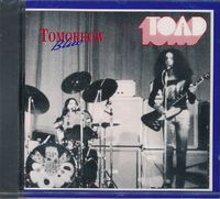 Toad - Tomorrow Blue - CD