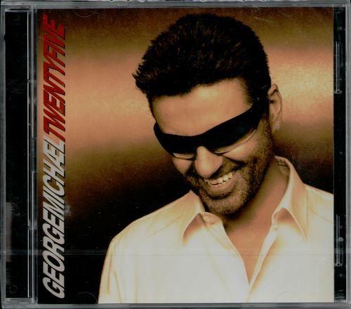 George Michael Twentyfive Vinyl Records and CDs For Sale