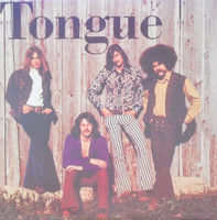 Tongue - Keep On Truckin' With Tongue - LP
