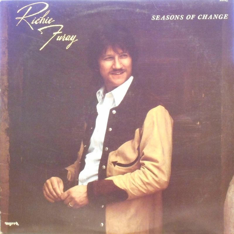 Richie Furay Seasons Of Change Vinyl Records and CDs For