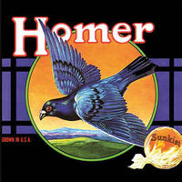 Homer - Grown In The Usa - 2LP