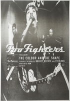 Foo Fighters - The Colour And The Shape - Poster