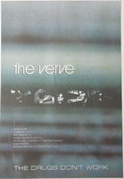 Verve - The Drugs Don't Work - Poster