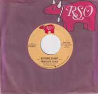 """Freddie King - Boogie Bump / It's Your Move - 7"""""""