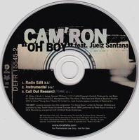 Cam'ron - Oh Boy - CD
