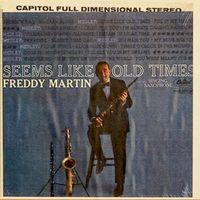 Freddy Martin - Seems Like Old Times - LP+CDR