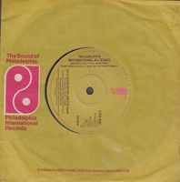 Philadelphia International All Stars/msb - Let's Clean Up The Ghetto (vocal)/let's Clean Up Thr Ghetto (instrumental) - 7""