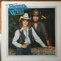 David Frizzell & Shelly West - David Frizzell & Shelly West Album - LP+CDR