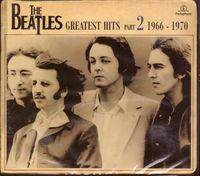 Beatles - Greatest Hits Part 2 1966 - 1970 - 2CD