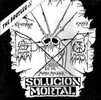 Solucion Mortal - The Bootleg!! - CD