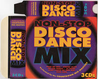 Disco Box - 36 Trakz - CD Box Set